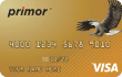 primor® Secured Visa® Gold Card