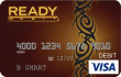 READYdebit® Visa Latte Control Prepaid Card